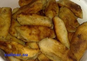 Пирожки с картошкой из дрожжевого теста