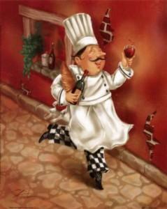 Сказ о соусах, шафране и о том, почему так богата и приятна для гурмана итальянская кухня.
