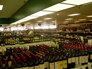 Как выбрать водку и вино в супермаркете