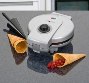 Современная электрическая вафельница