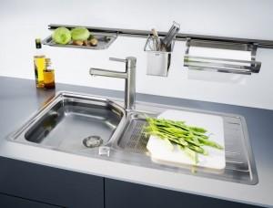 Обзор кухонных моек