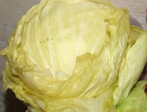 Старайтесь выбрать неплотную капусту