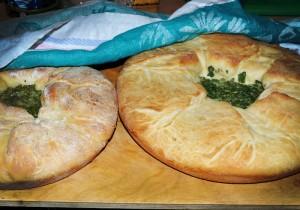 Осетинские пироги – неизменный атрибут Кавказской кухни!