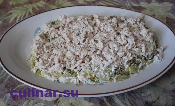Салат ананас: 14 шаг к праздничному столу