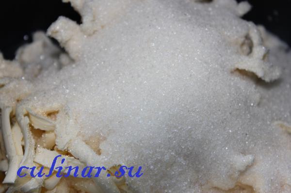 Песочное печенье: лакомство к чаепитию