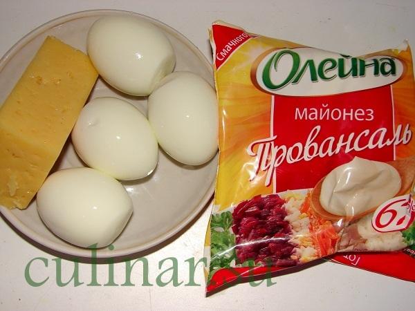 Сырная закуска колобки