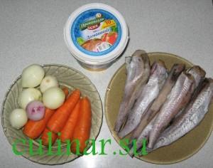 Рыба под маринадом: с уникальными пошаговыми фотографиями