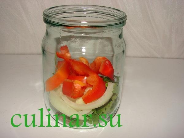 Маринованные помидоры черри: медовая капля