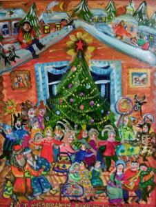 Традиции Рождества в России