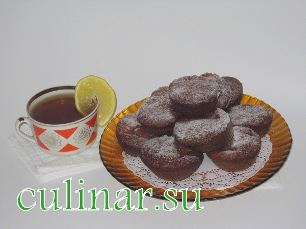 Кекс: к горячему чаю на завтрак