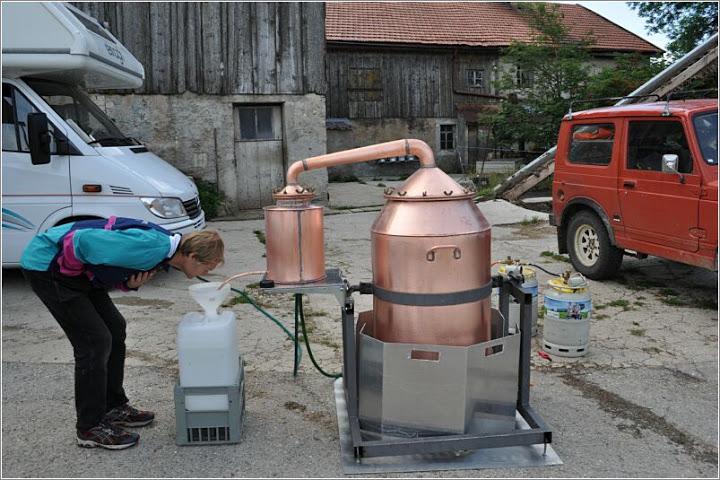 Производство виски в домашних условиях технология 13