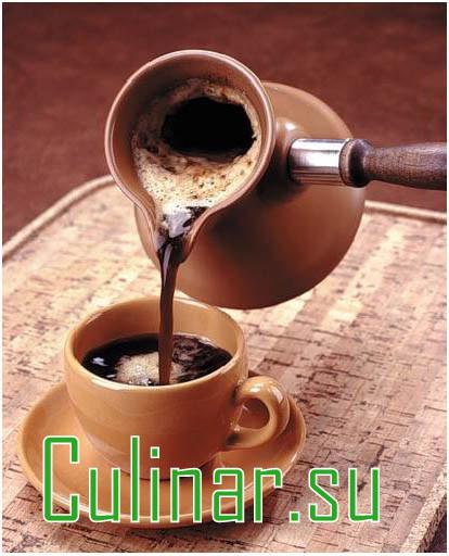 Кофейные премудрости в приготовления кофе
