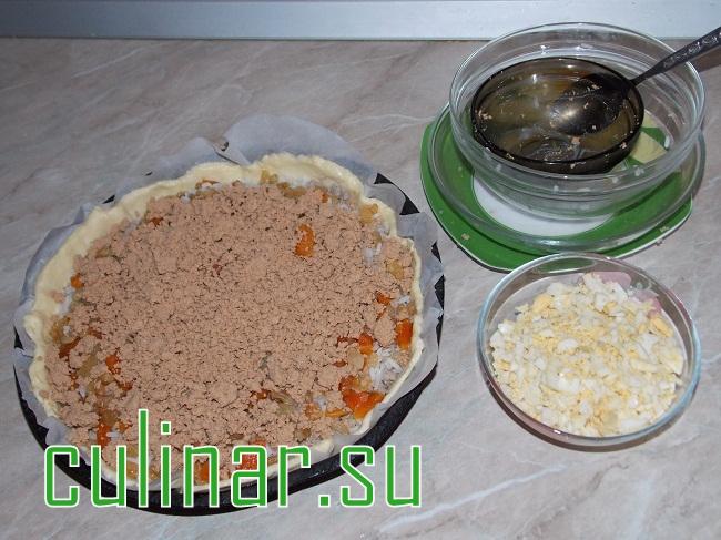 Татарский башкирский пирог – culinar.su