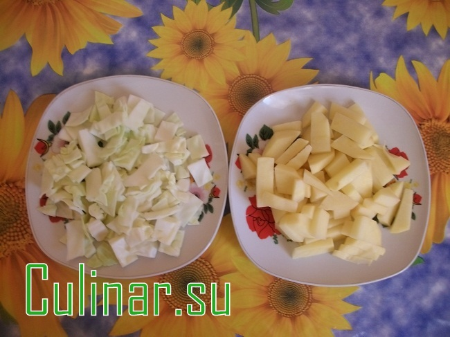 Наш любимый борщ с мясом – culinar.su