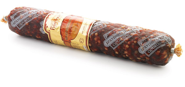 Идеальная сырокопченая колбаса