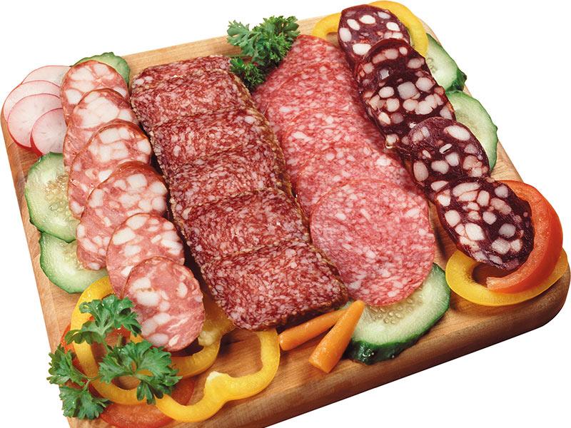 Разновидности сырокопченых колбас