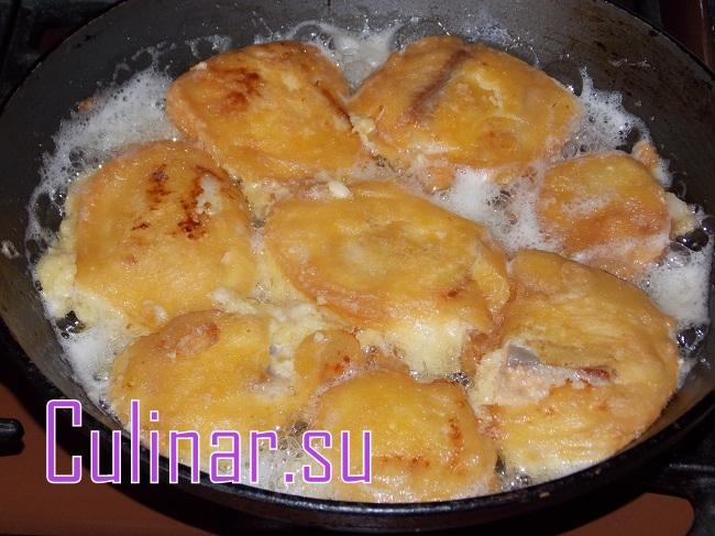 Солея в сырном кляре – culinar.su